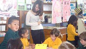児童英語教師養成について