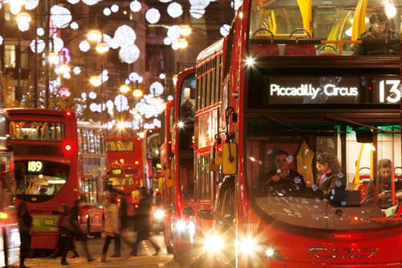 ロンドン現地デスク発!イギリスのクリスマス事情