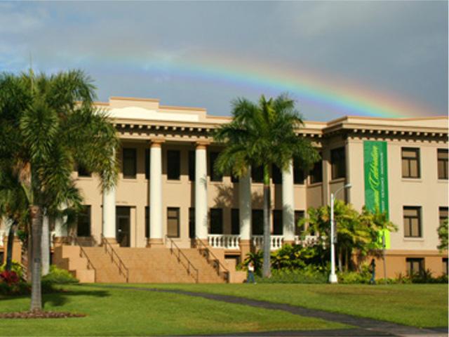 不動の人気ハワイ留学の底力。大学進学にも人気上昇中!