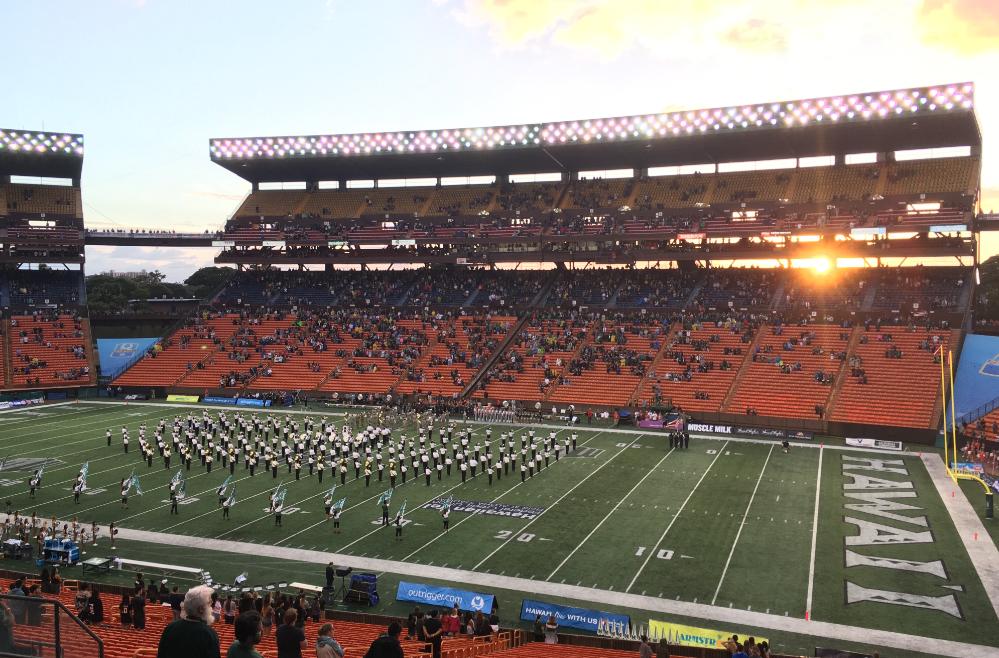 早大生の交換留学―ハワイ大学のイベント・特典