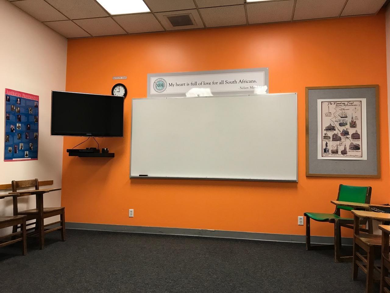 ボストンの語学学校NESE!校内リニューアルと人気の秘密