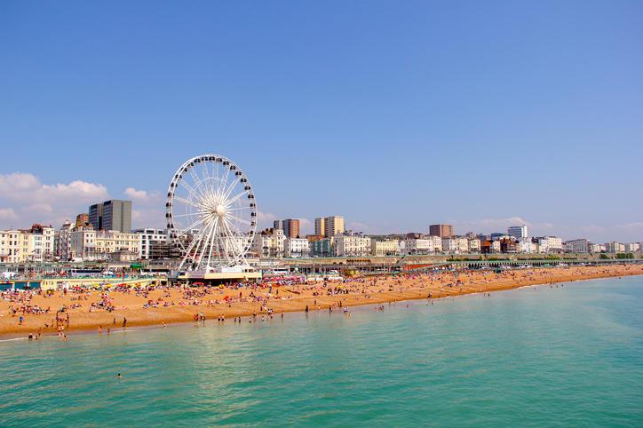 旅行者にも留学生にも優しい海浜リゾートの街ブライトンの魅力を探れ!