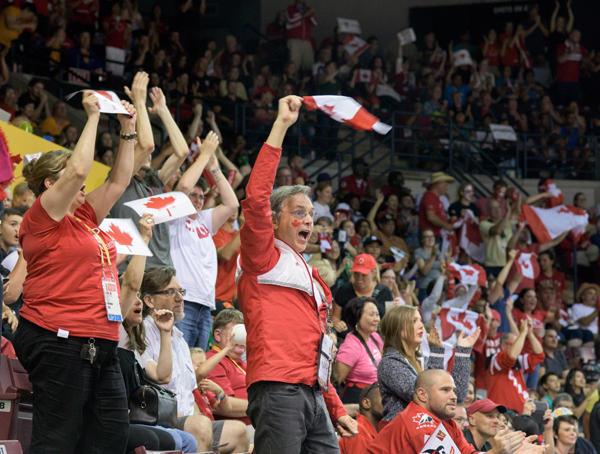 スポーツ好き必見!カナダ留学するなら〇〇〇〇がオススメ