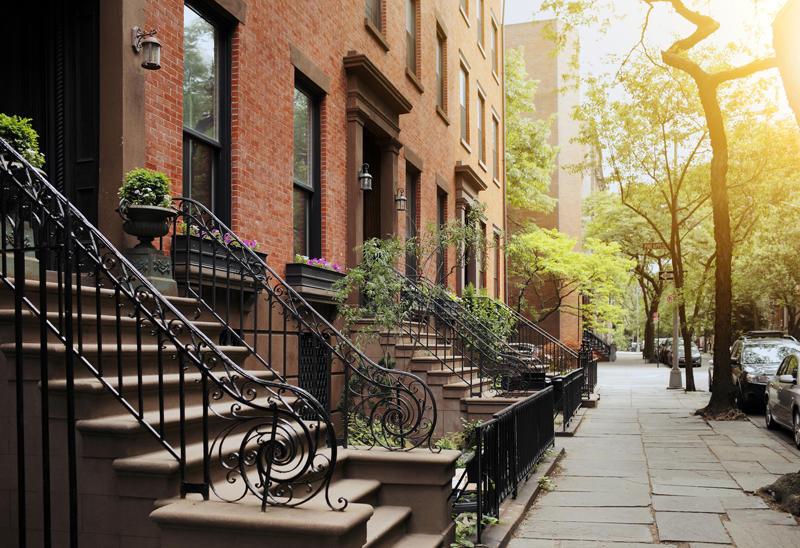 ニューヨークのオシャレな癒しスポット「ブルックリン・ハイツ」