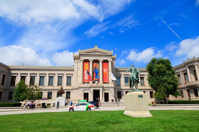 留学するなら絶対行くべき!アメリカ三大美術館のひとつ「Museum of Fine Arts, Boston(ボストン美術館)」