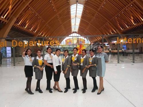 航空会社スタッフと日本人搭乗客の架け橋に!フィリピン航空グランドスタッフ・インターンシップ