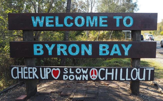 「スローライフ」「ビーチ」にピンと来たら、オーストラリアのバイロンベイへ!