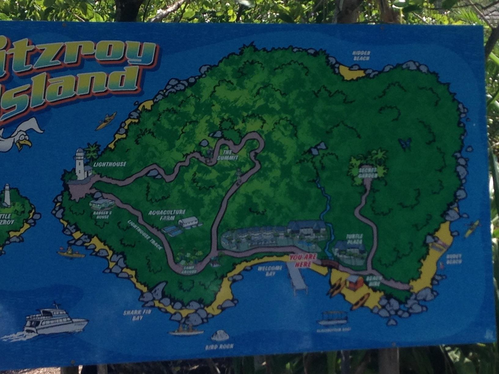 フィッツロイ島
