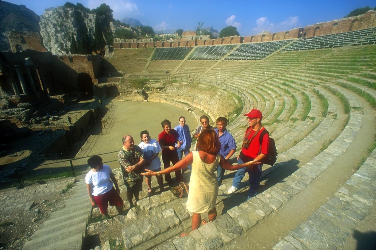 シチリア歴史コース2