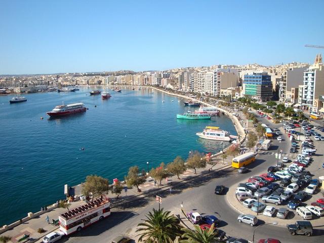 地中海の宝石マルタ