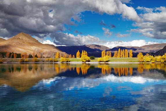季節毎のニュージーランドを楽しもう