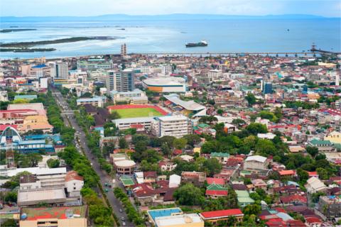 街並みフィリピン