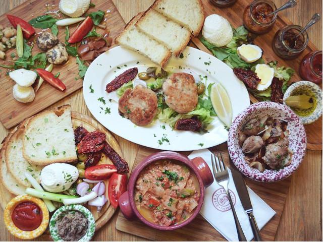 マルタの伝統的な食べ物