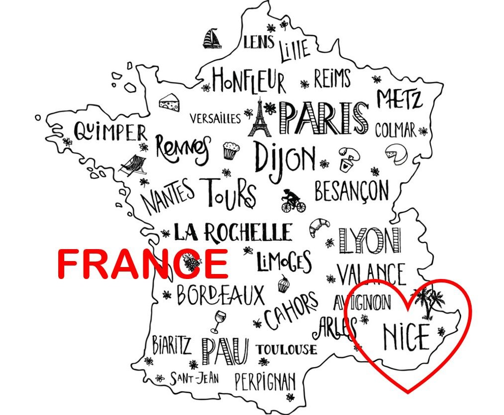 フランスマップ3