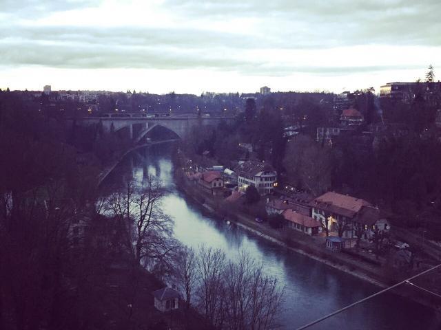 水に囲まれた美しい街