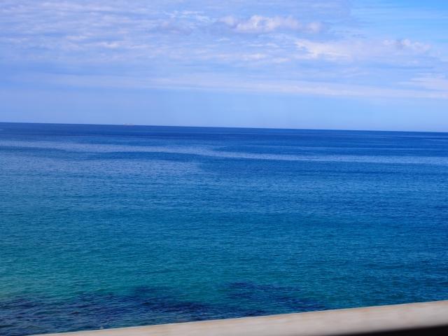 この透き通る青空もオーストラリアの魅力