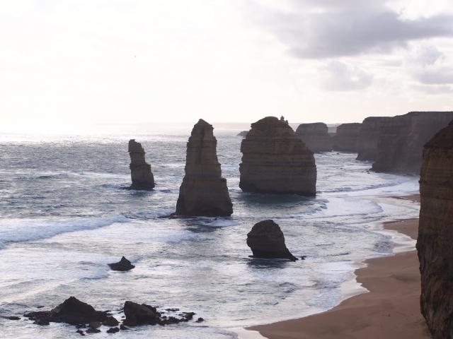 一度は見ておきたいオーストラリアの絶景の一つ