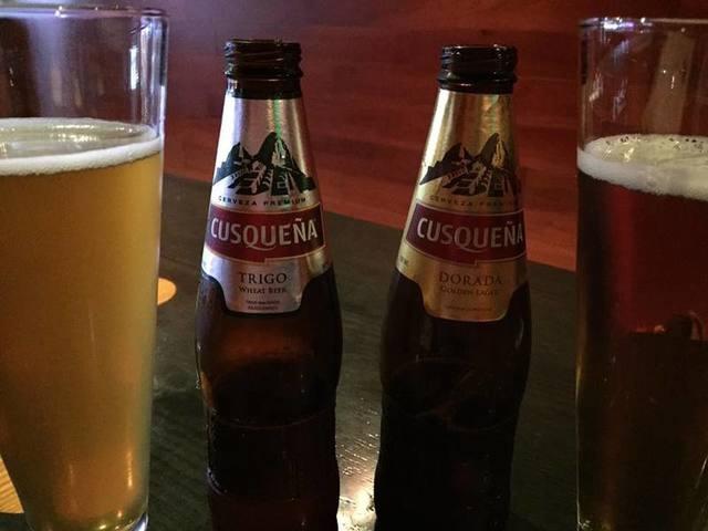 めずらしいペルービール