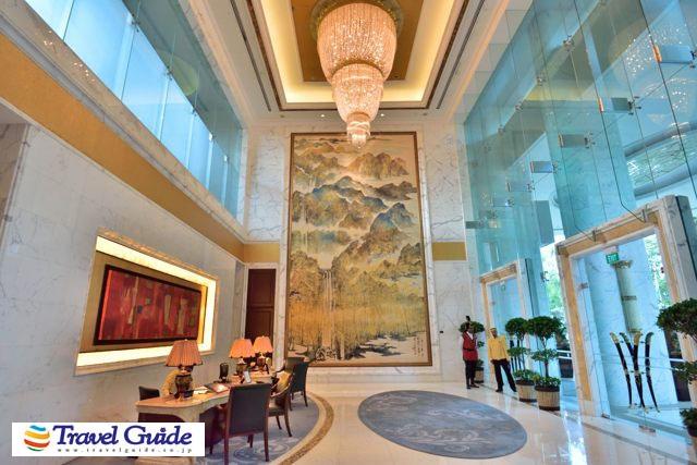 シャングリラホテル・シンガポール バレーウイング