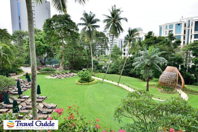 シャングリラホテル・シンガポール ガーデン