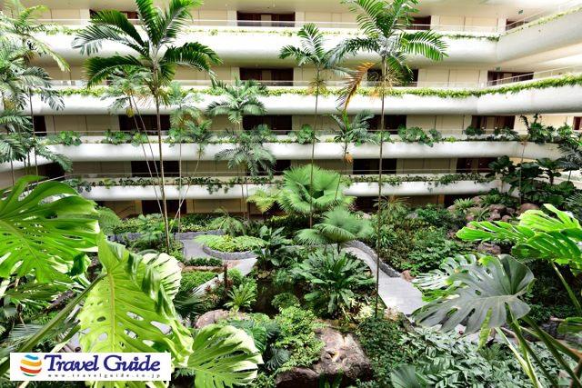 シャングリラホテル・シンガポール ガーデンウイング