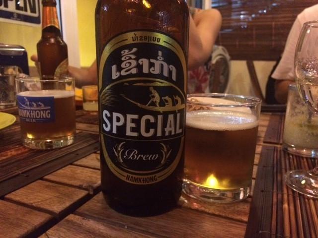 """見たことのないビール""""ナムコン・スペシャル"""""""