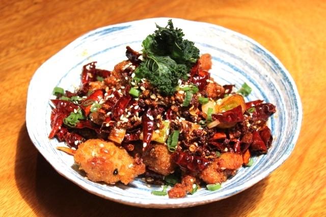 四川の伝統的な料理