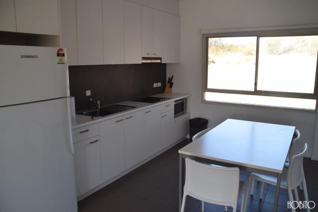 キッチンも冷蔵庫もあります