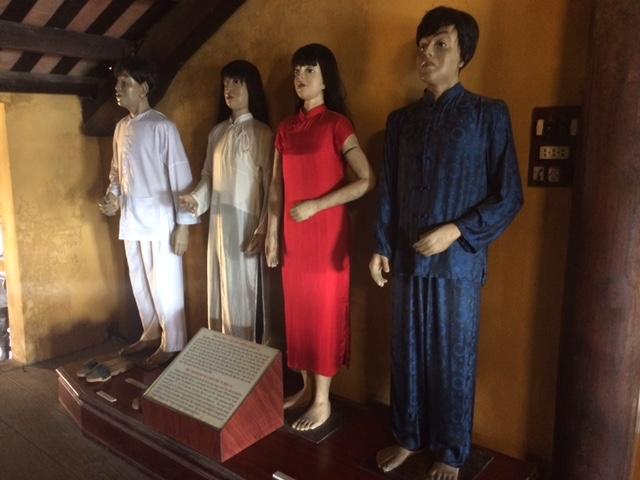 民俗衣装の歴史