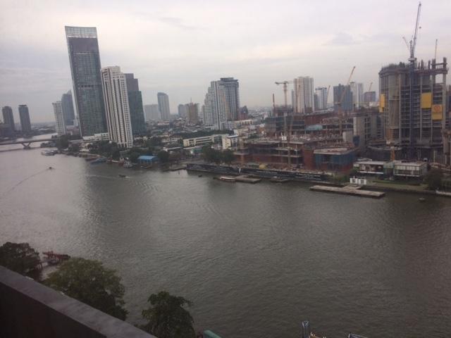 バンコクの母なる川・チャオプラヤー川