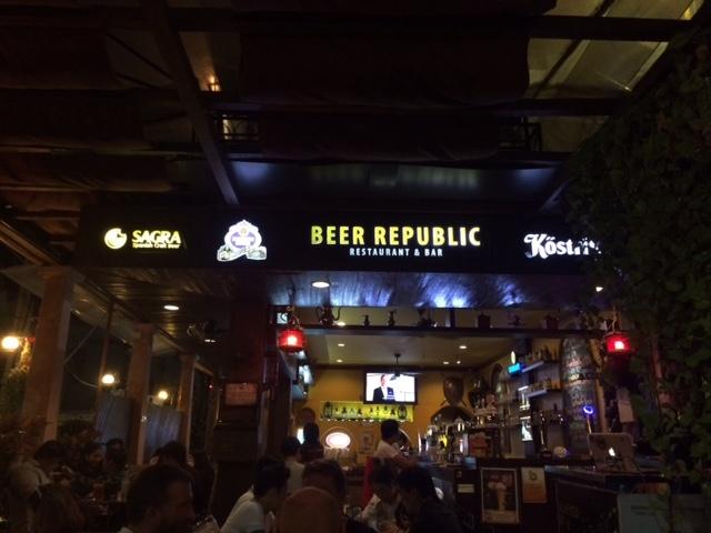 Beer Republic!!