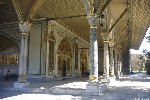 オスマン・トルコの歴代スルタンが暮らしたトプカプ宮殿
