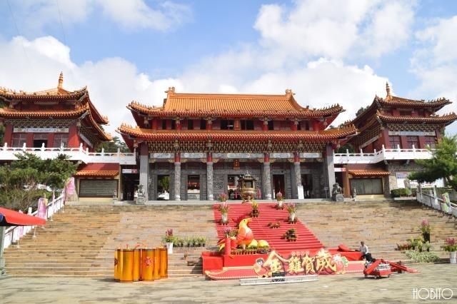 文武廟、中殿