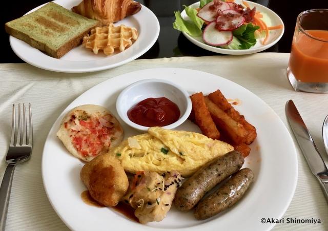とにかく豪華すぎるルブアの朝食ビュッフェ