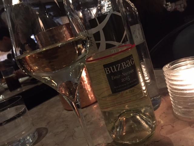 イギリスでは珍しいトルコ産ワインも豊富!