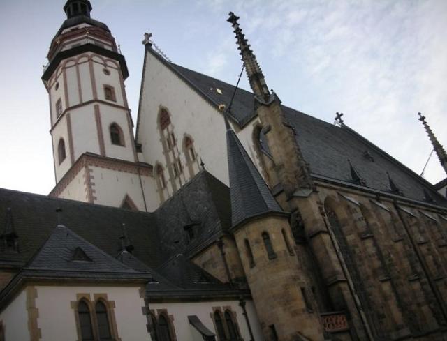 ドイツ・ルター派のトーマス教会