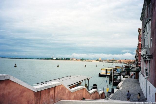 118の小島から成り立つヴェネツィア