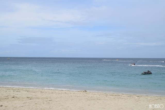 きれいな海、ホワイトビーチ