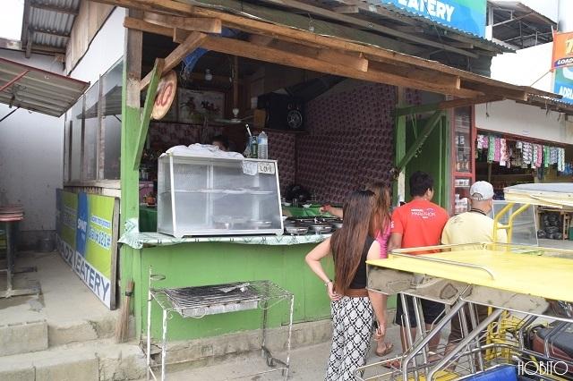 フィリピンのローカル食堂