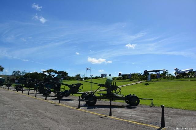 カバーニャ要塞に隣接する兵器博物館