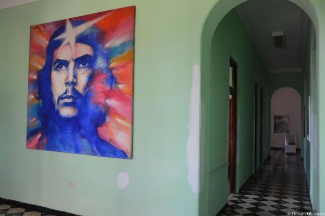 第一ゲバラ邸宅の入口