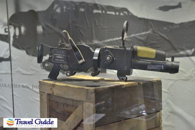 機関銃型カメラ