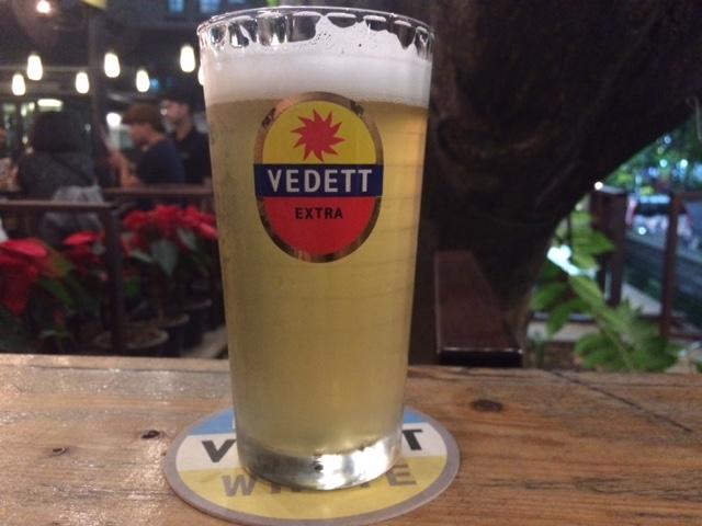 お馴染のベルギービール
