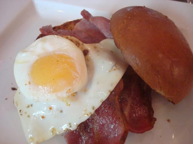 朝ごはんも美味しい!