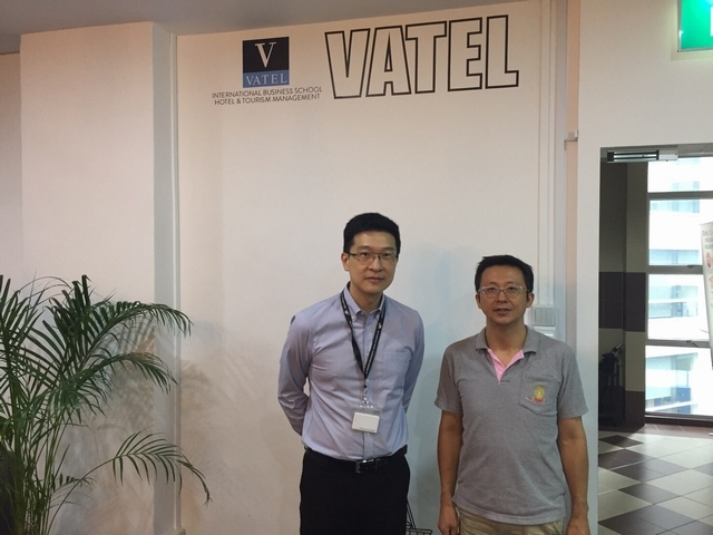 ホスピタリティ業界で最大の教育ネットワークを持つフランスVATELの認定校