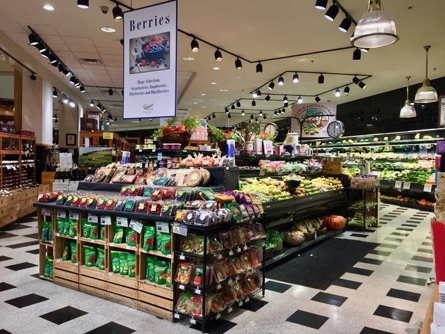 野菜果物売り場