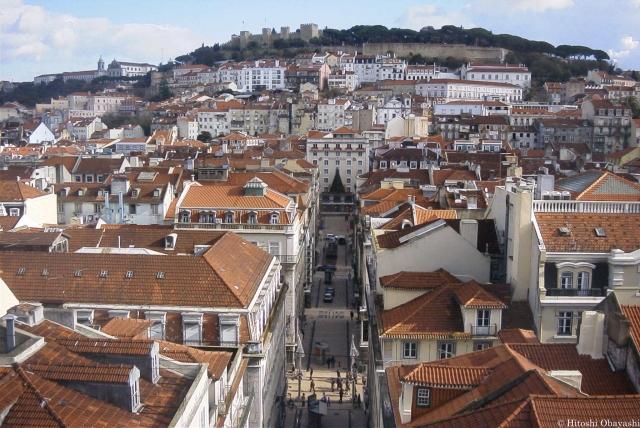 7つの丘の街リスボン