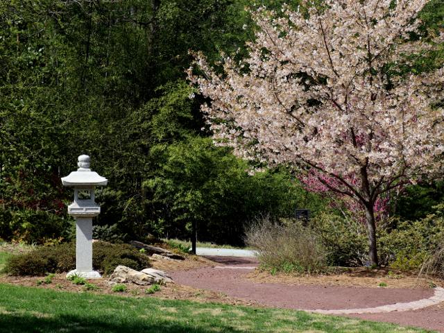 Sarah P Duke Garden at Duke