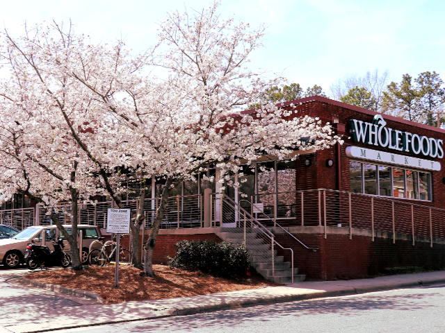 Whole Foods in Durham NC