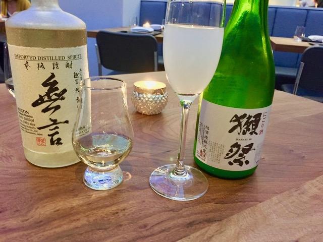 獺祭50濁り酒濁り酒焼酎